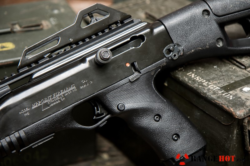 Hi-Point 9mm Carbine and 20 round Redball magazine - Range Hot