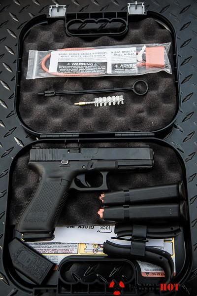 GLOCK 17 Gen 5, a solid pistol  - Range Hot