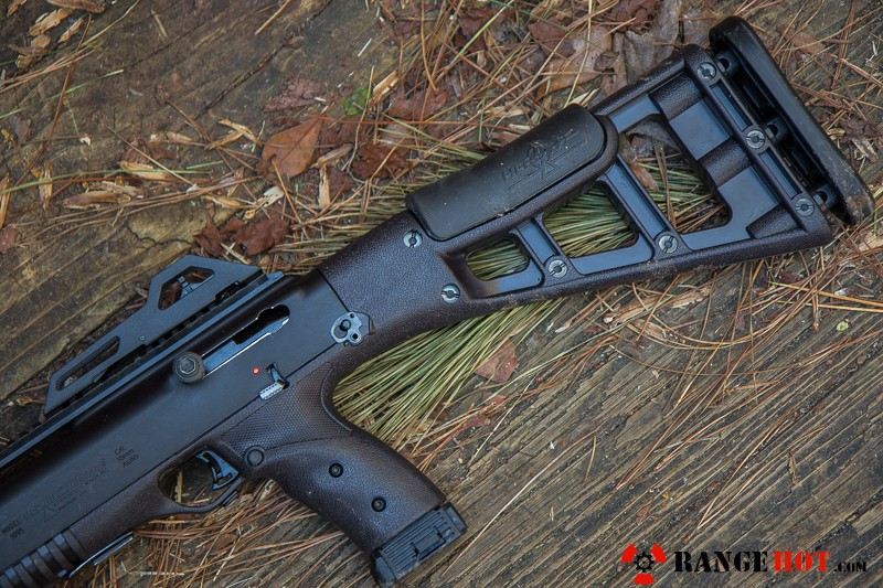 Hi-Point 1095TS 10mm Carbine, getting a bit more from the 10