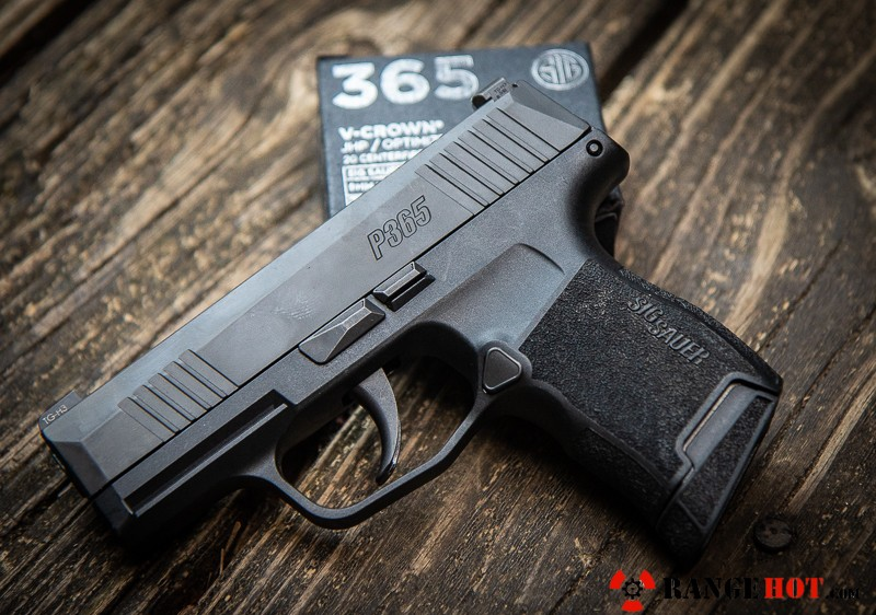 Sig Sauer P365 Nitron, purpose built and well executed