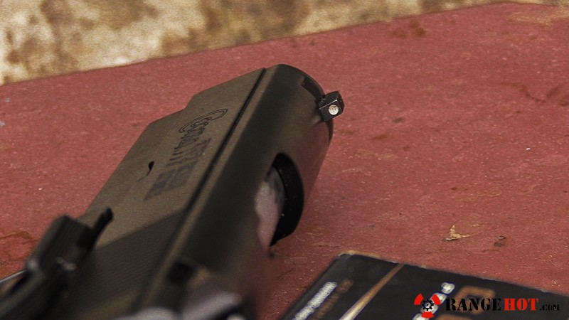 Coonan Compact  357 Magnum, pocket powerhouse  - Range Hot