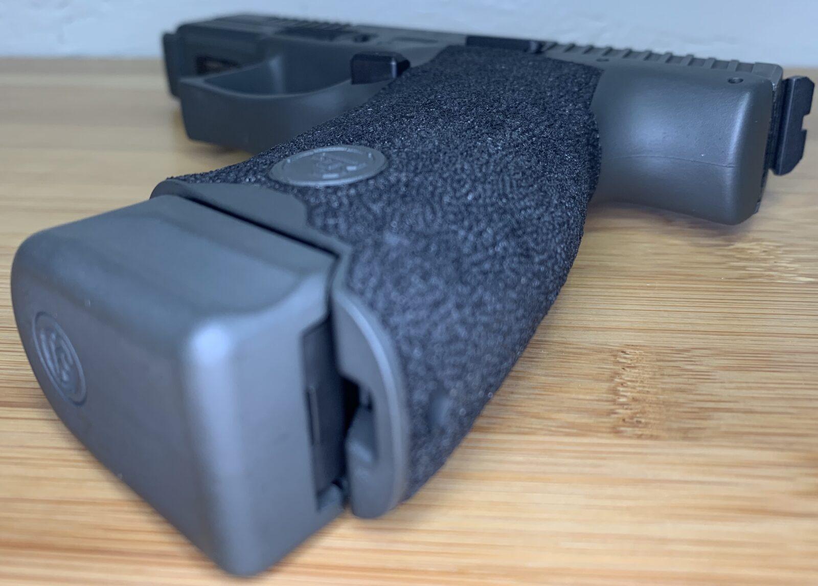 Apex Tactical Specialties CZ P10c Magazine Release - Range Hot