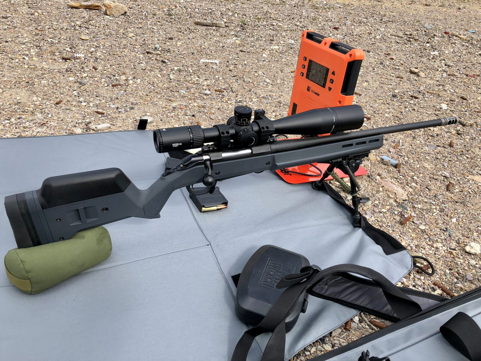 Two orders to a more functional Ruger American     - Range Hot