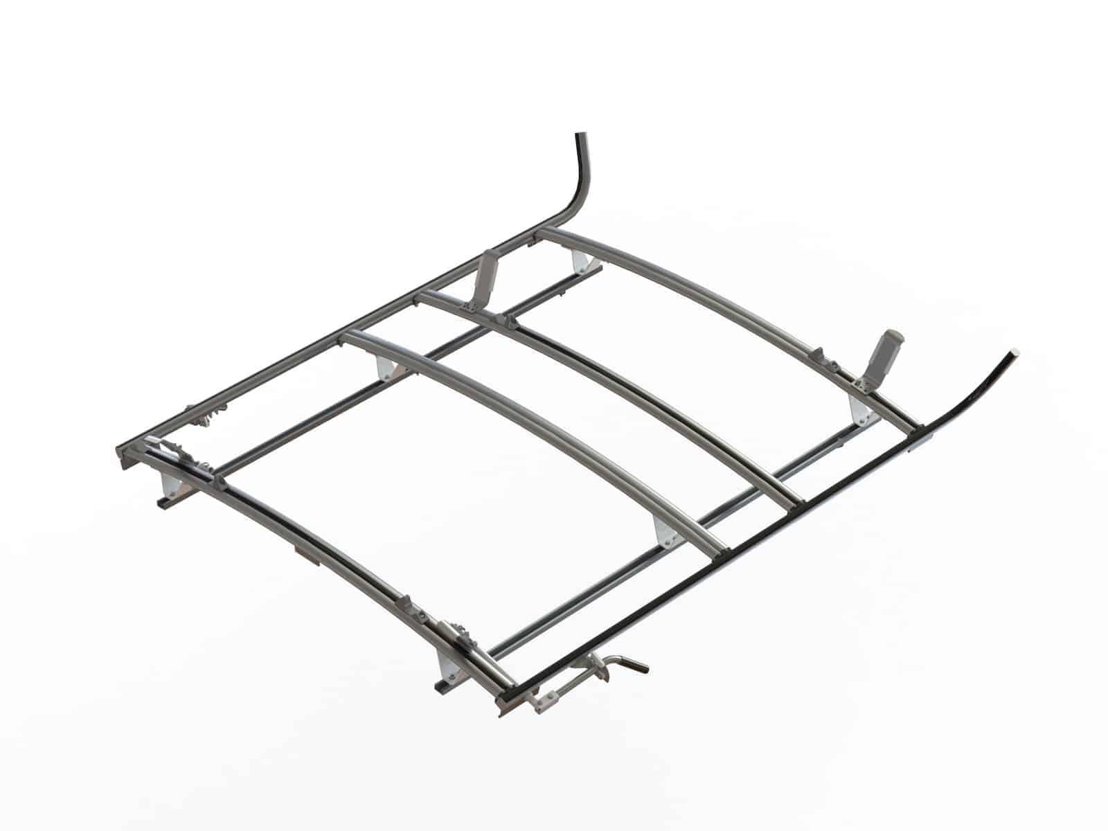 Heavy Duty Aluminum Van Ladder Racks