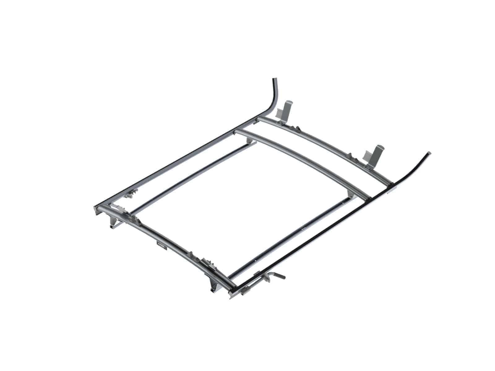 Double Side Transit Connect Ladder Rack 3 Bar System