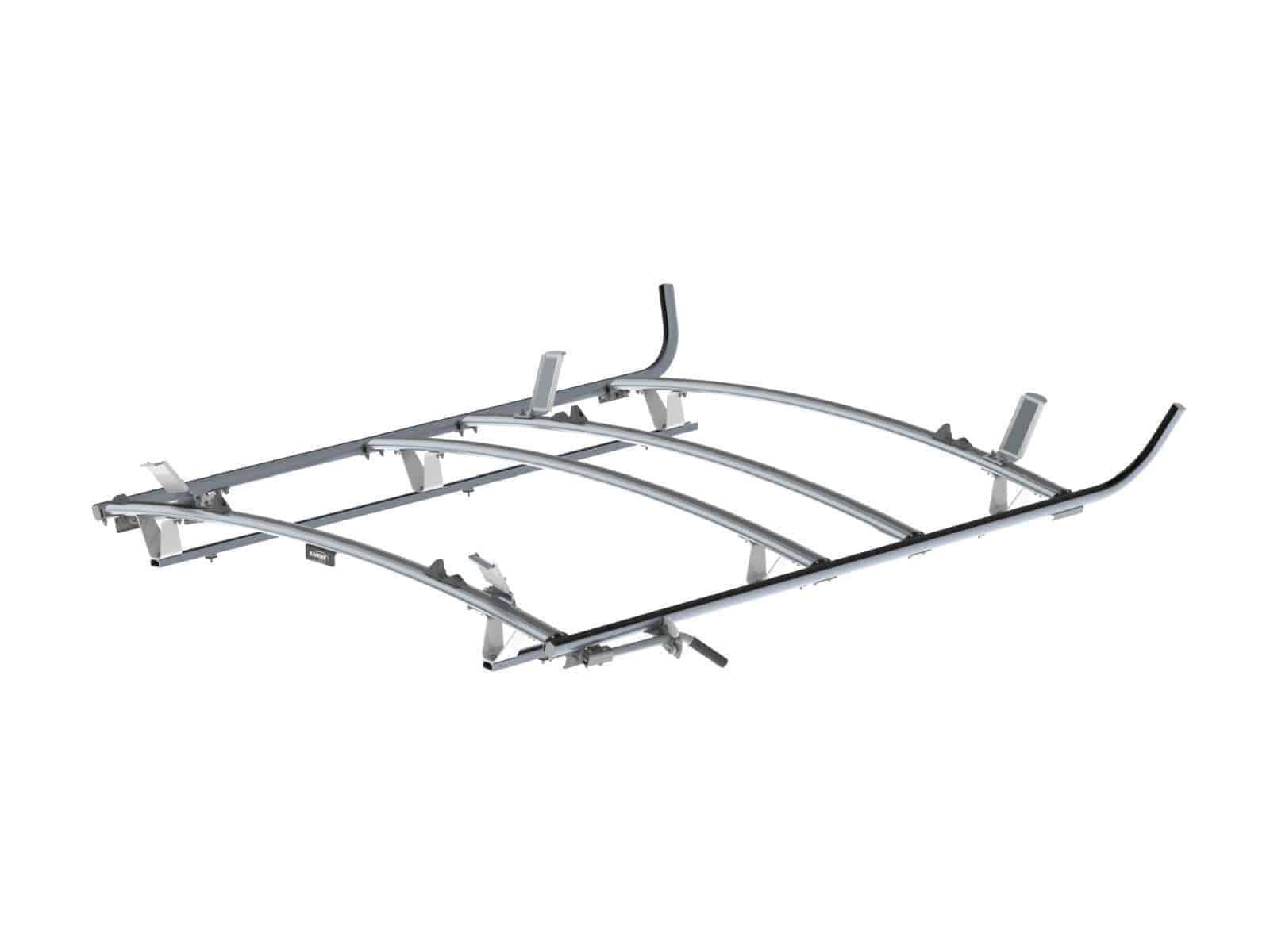 Combination Ladder Rack For Ford Transit Rwb 3 Bar