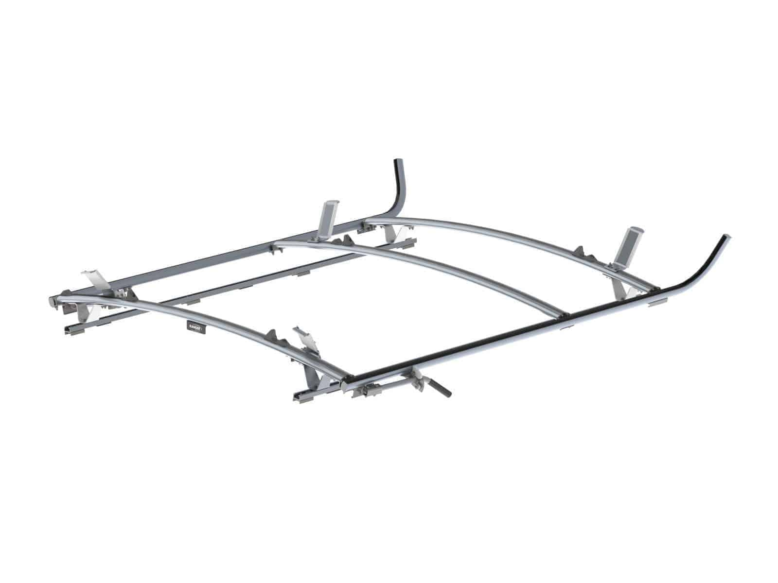 Combination Ram Promaster Ladder Rack 2 Bar System