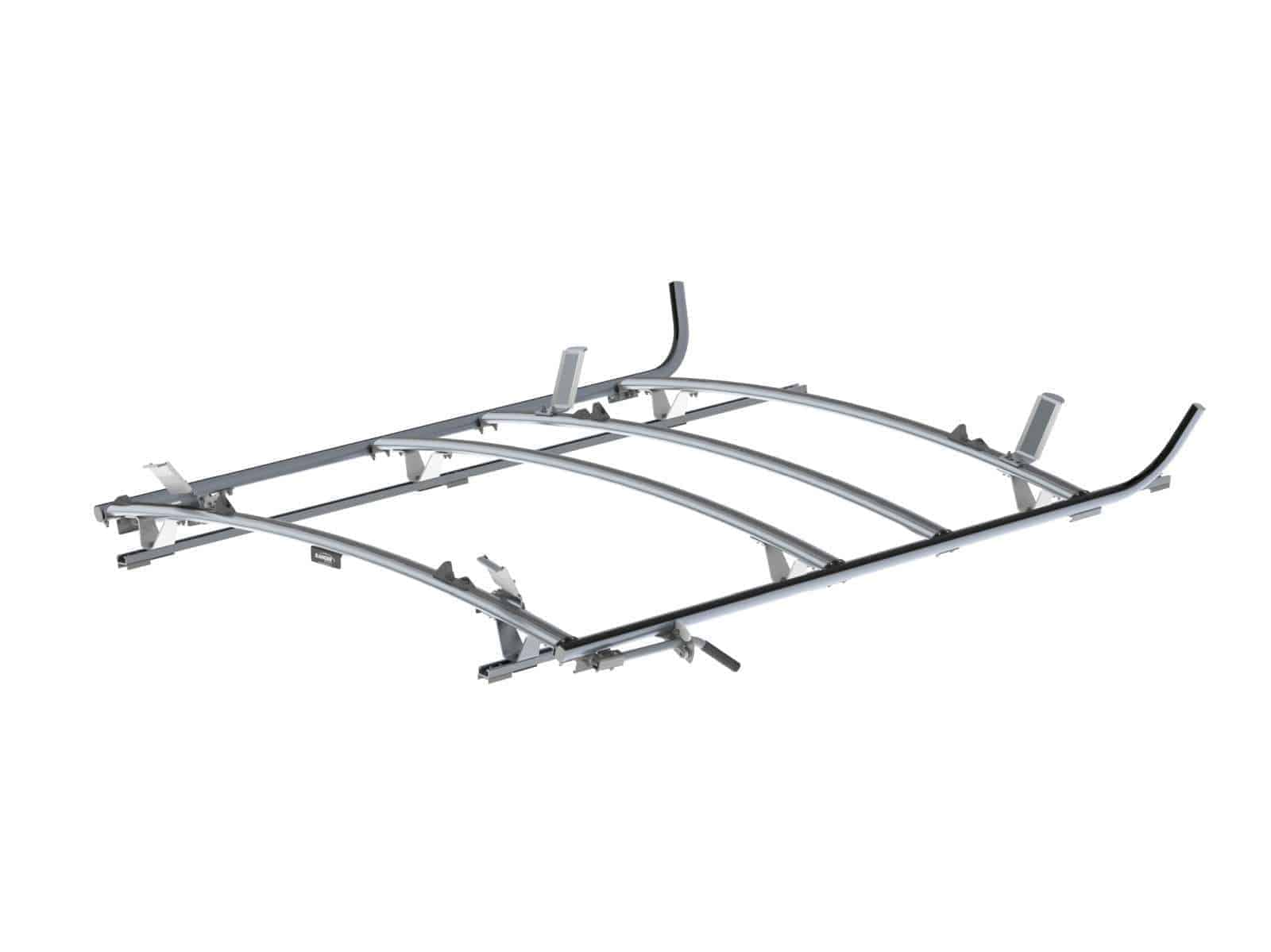 Combination Ram Promaster Ladder Rack 3 Bar System