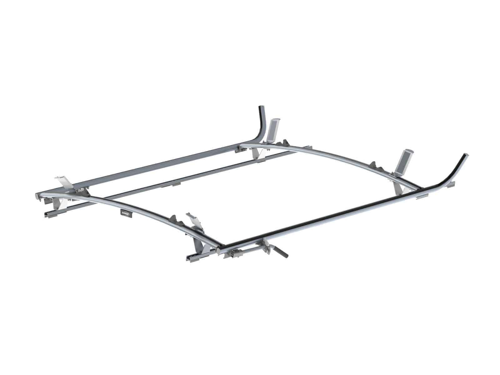 Double Side Ram Promaster Ladder Rack 2 Bar System