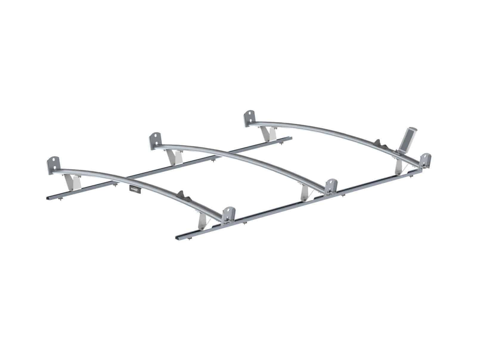 Standard Ladder Rack For Ford Transit 3 Bar System