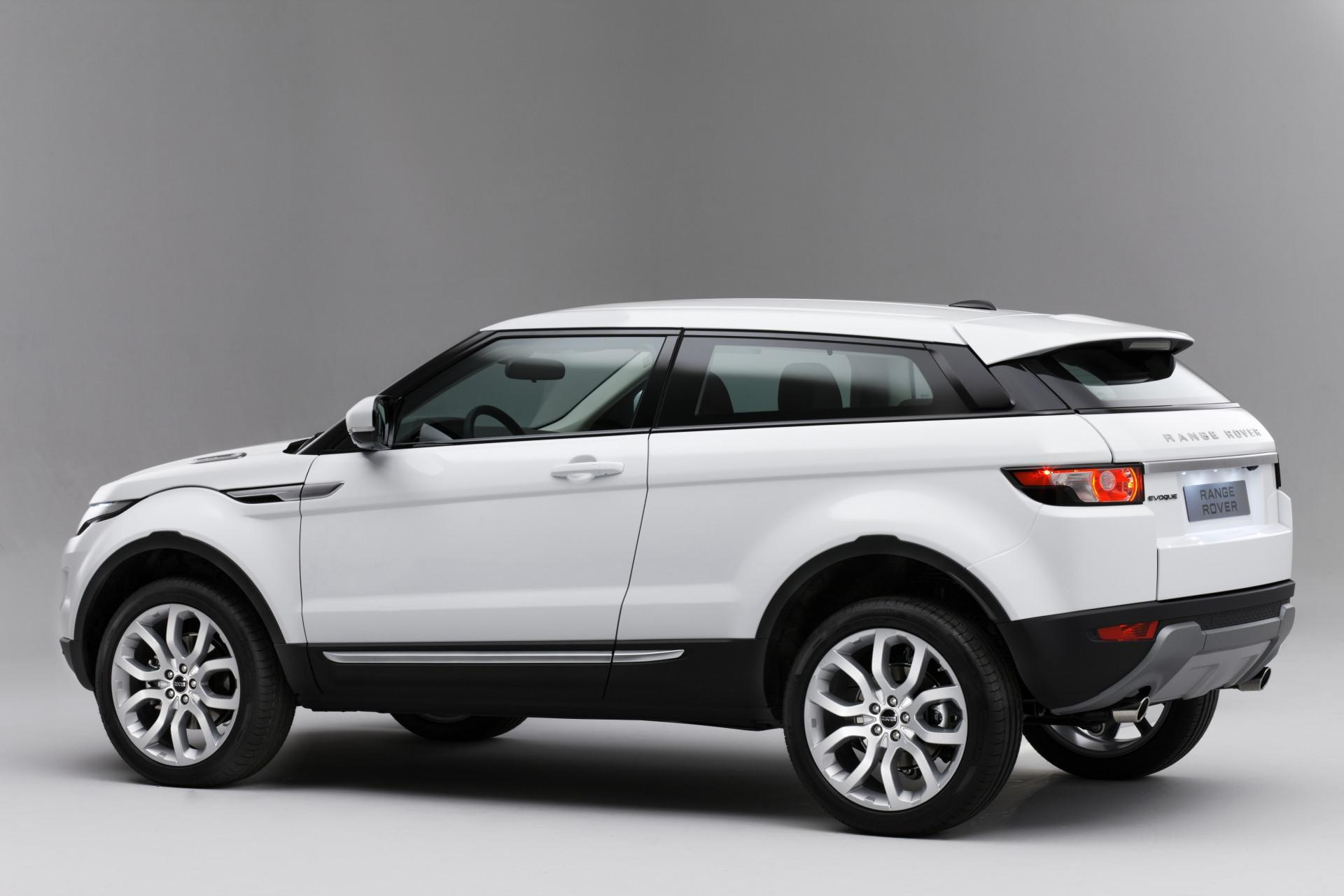 Range Rover Evoque Hire VIP Chauffeur Car Hire