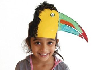 toucan hat