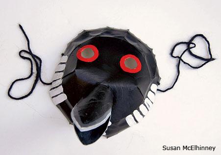 loon costume step 1