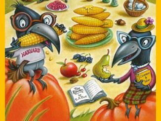 Crows by Debbie Palen 1156x650