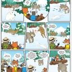Comic Adventures Ranger Rick February 2018 2