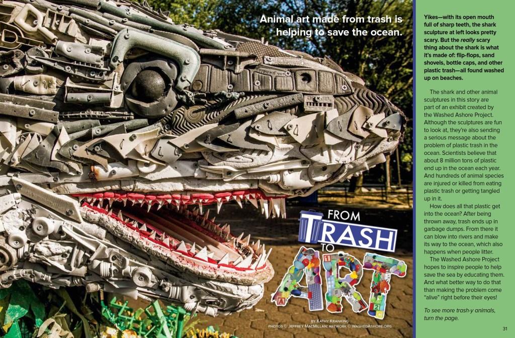 Ocean Trash Ranger Rick August 2017 1