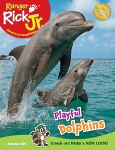 Ranger Rick Jr June 2016 Cover