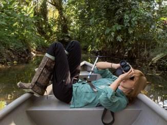 Ranger Rick Spying on Sloths September 2015