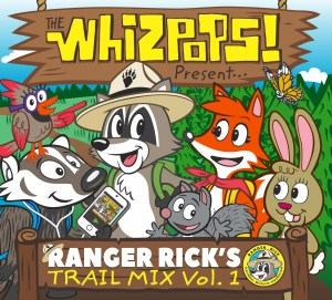 Whizpops—Ranger Rick Trail Mix Volume number 1