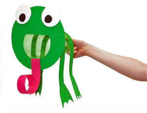 froggy toss