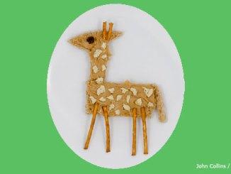peanut butter giraffe