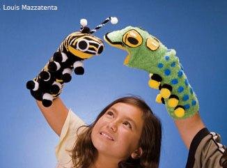 caterpillar sock