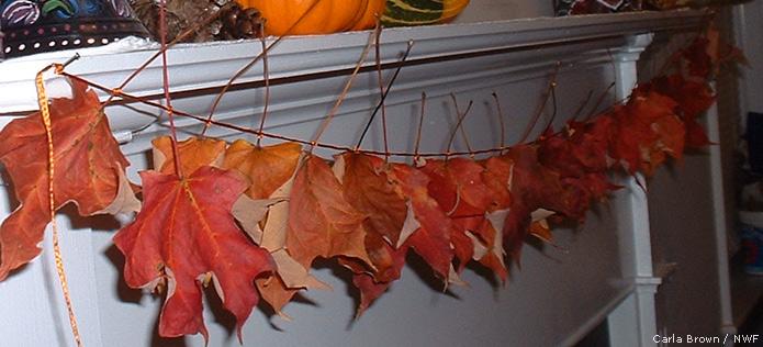 leaf garland 2