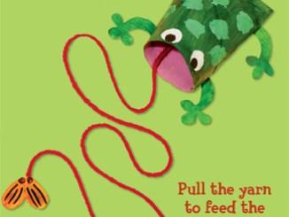 feed frog
