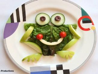 frog salad