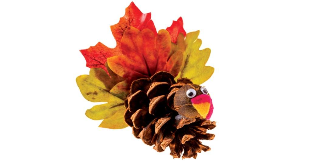 Make Pine Cone Turkeys Nwf Ranger Rick