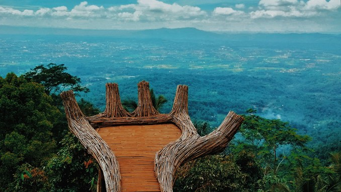 Wisata Purwokerto Banyumas Bukit Agaran