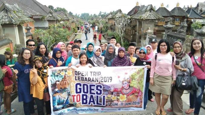 Open Trip Bali Dari Semarang