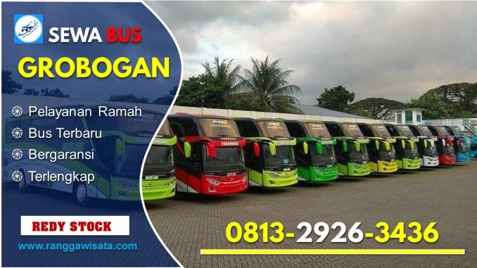 Daftar Harga Sewa Bus Pariwisata Grobogan