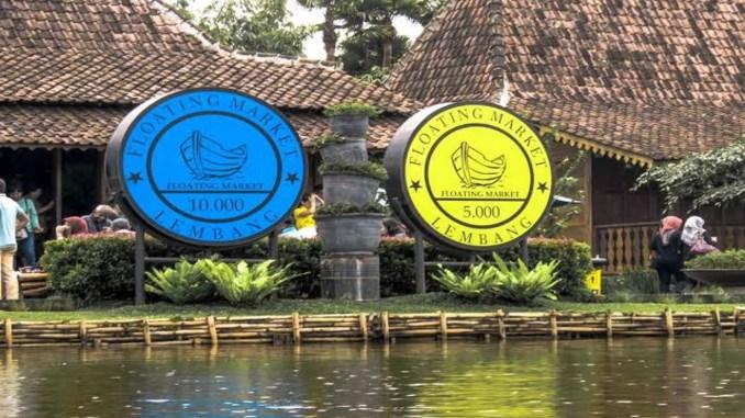 Floating Market Bandung