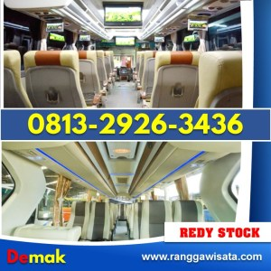 Harga Sewa Bus Medium Demak