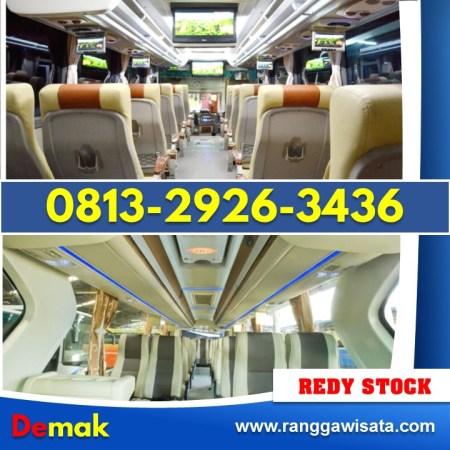 Harga Sewa Bus Medium Demak