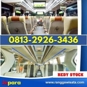 Harga Sewa Bus Medium Jepara