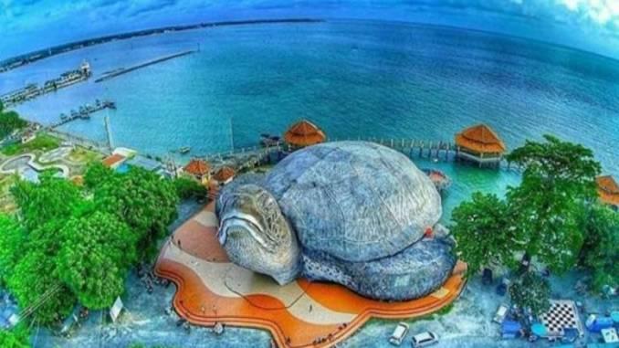 Wisata Jepara Pantai Kartini