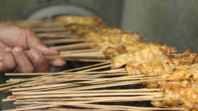Makanan Khas Cilacap Sate Martawi