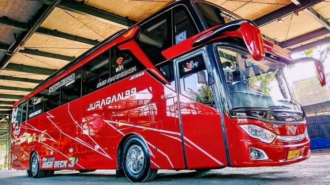 Sewa Bus Jogja Murah Terbaru