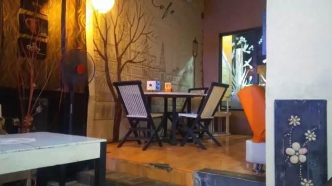 Cafe Kebumen Omah Susu Cafe