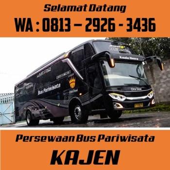 Sewa Bus Pariwisata Kajen