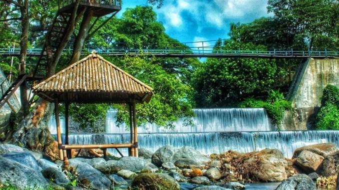 Wisata Klaten Riverboarding Mata Air Cokro