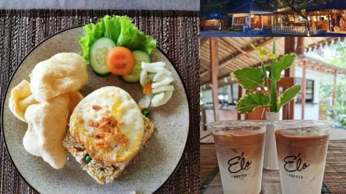Cafe Mungkid Senthongasri Restaurant