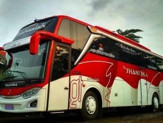 Sewa Bus Klaten Murah Terbaru