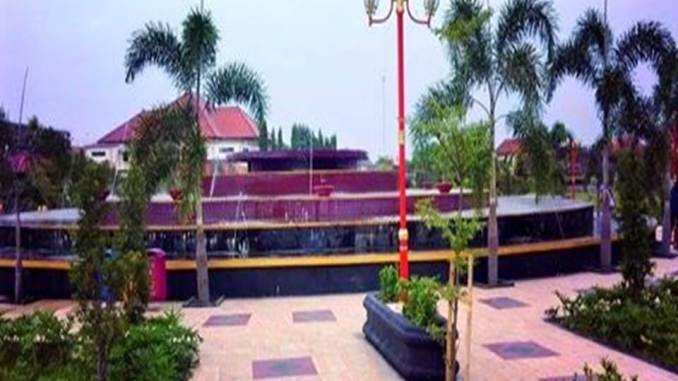 Taman Lampion Klaten