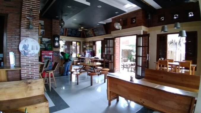 Cafe Kumpul Tjeret