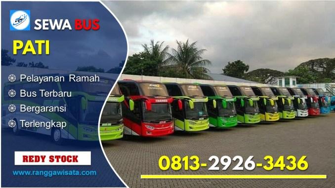 Daftar Harga Sewa Bus Pariwisata Pati