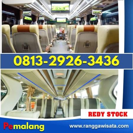 Harga Sewa Bus Medium Pemalang