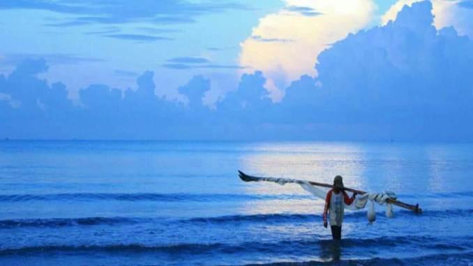 Wisata Pemalang Pantai Widuri
